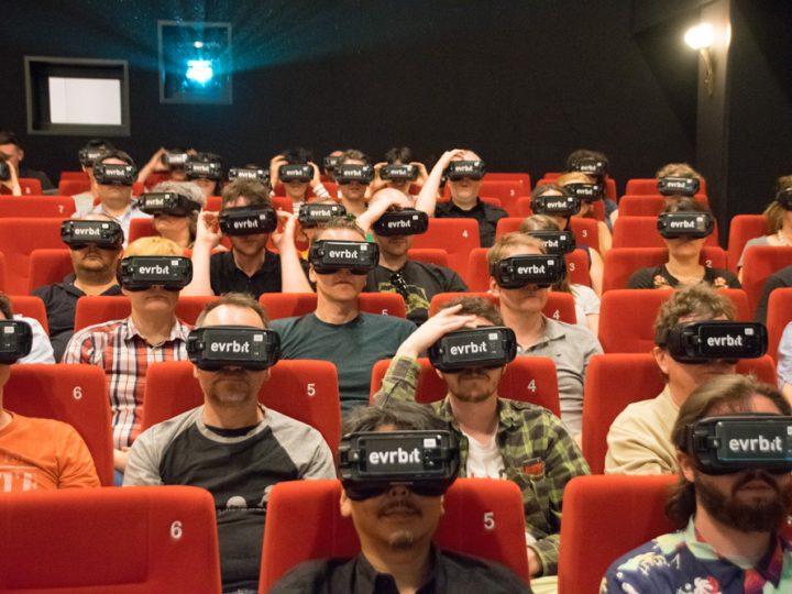 Weltweit erstes VR-Sync-Kino in Köln Kalk