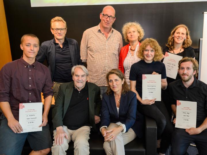 Die Gerd Ruge Stipendien 2016