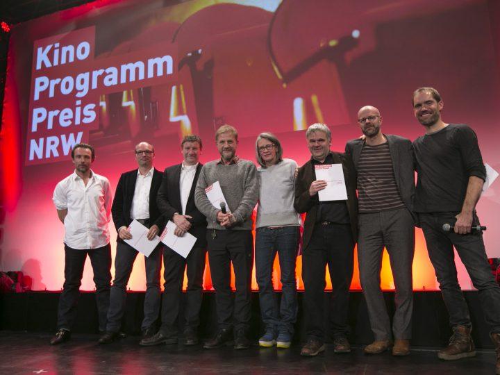 Verleihung der Kinoprogrammpreise NRW
