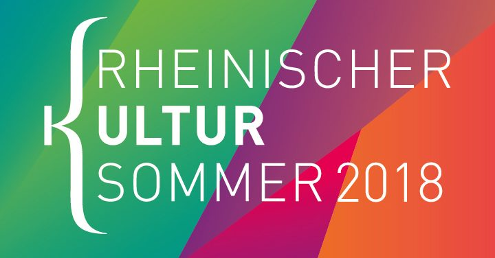 Mitmachen beim Rheinischen Kultursommer 2018