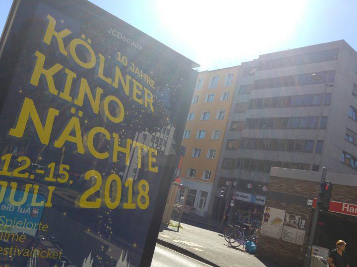 Jubiläum für die Kölner Kino Nächte