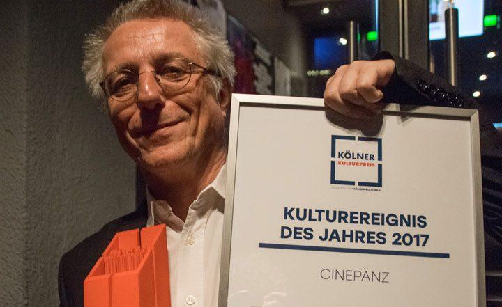 Cinepänz ist Kulturereignis des Jahres 2017