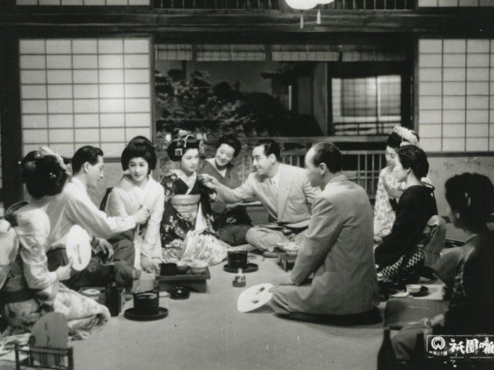 Geisha-Filmreihe im Japanischen Kulturinstitut